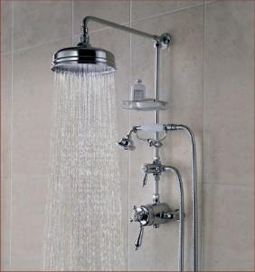 Grifería para ducha